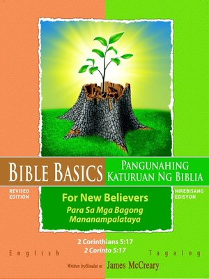 cover image of Bible Basics For New Believers