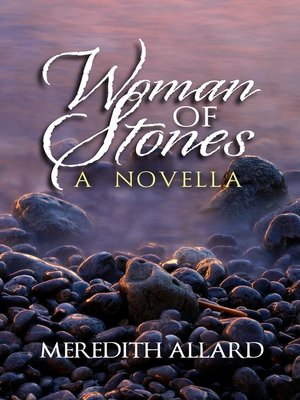 cover image of Woman of Stones
