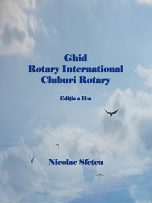 cover image of Ghid Rotary International