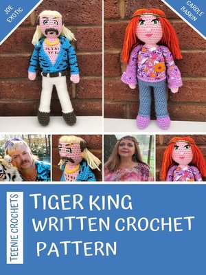 cover image of Tiger King