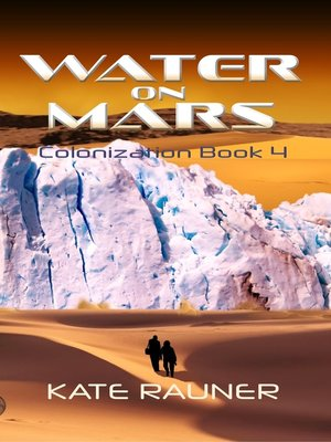 cover image of Water on Mars Colonization Book 4