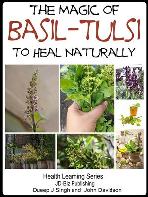 cover image of The Magic of Basil