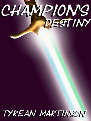 cover image of Champion's Destiny