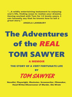 cover image of The Adventures of the Real Tom Sawyer