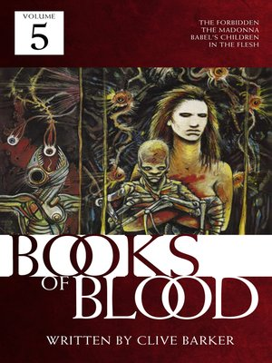 cover image of Books of Blood, Volume 5