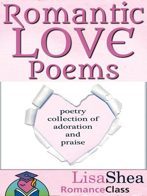 cover image of Romantic Love Poems