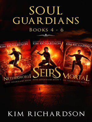 cover image of Soul Guardians 3-Book Collection