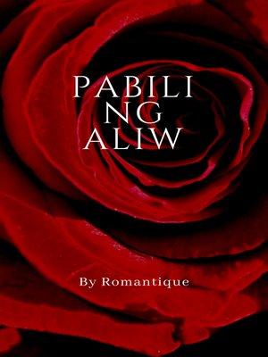 cover image of Pabili ng Aliw
