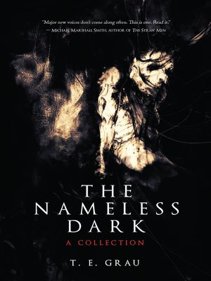 cover image of The Nameless Dark