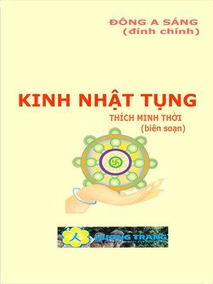 cover image of Kinh Nhật Tụng