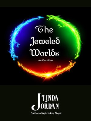 cover image of The Jeweled Worlds Boxed Set