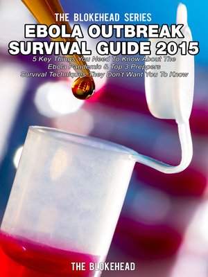 cover image of Ebola Outbreak Survival Guide 2015