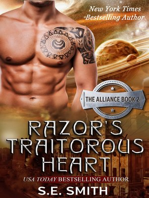 cover image of Razor's Traitorous Heart
