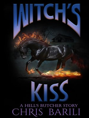 cover image of Witch's Kiss