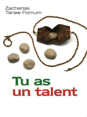 cover image of Tu As Un Talent