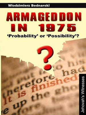 cover image of Armageddon in 1975