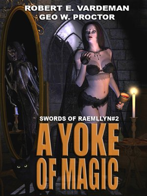 cover image of A Yoke of Magic