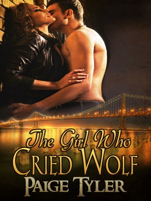 cover image of The Girl Who Cried Wolf