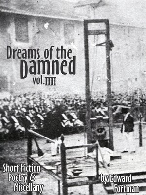 cover image of Dreams of the Damned, Volume 4