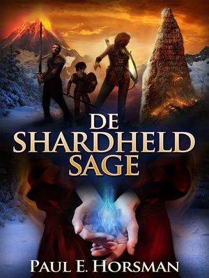 cover image of De Shardheld Sage