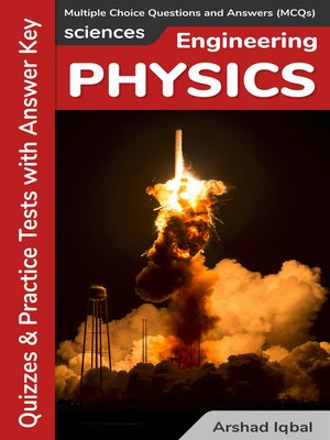 cover image of Engineering Physics Multiple Choice Questions and Answers (MCQs)