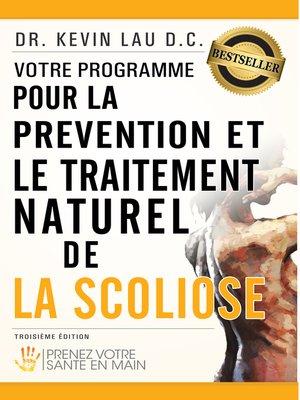 cover image of Votre programme pour la prévention et le traitement naturel de la scoliose