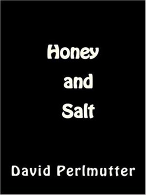 """cover image of """"Honey and Salt"""""""