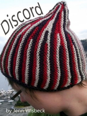 cover image of Discord Short Row Hat Knitting Pattern