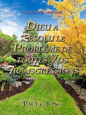 cover image of Sermons Sur Levitique