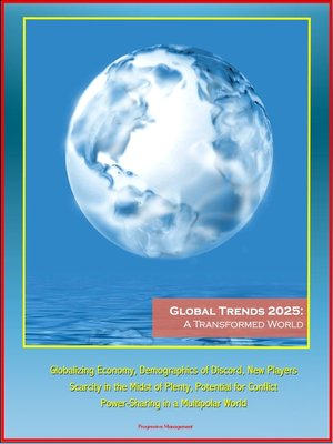 cover image of Global Trends 2025