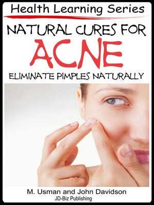 cover image of Natural Cures for Acne
