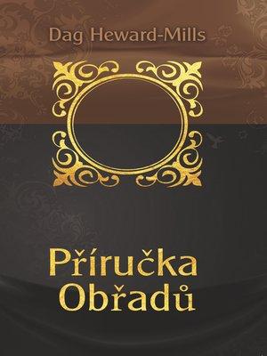 cover image of Příručka obřadů