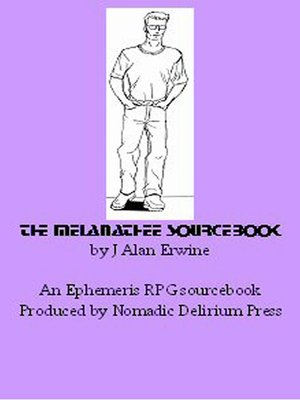 cover image of The Melanathee Sourcebook