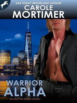 cover image of Warrior Alpha (Alpha 6)