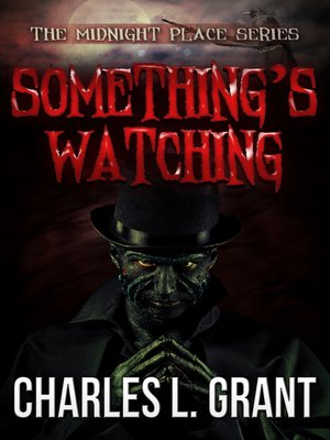 cover image of Something's Watching