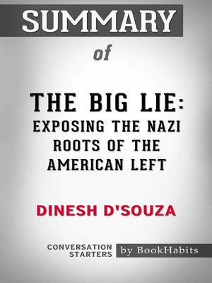 cover image of Summary of the Big Lie