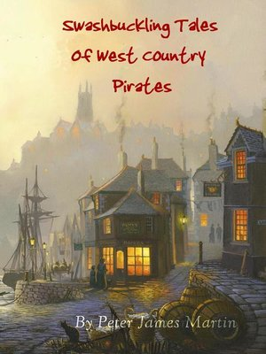 cover image of Swashbuckling Tales of West Pirates