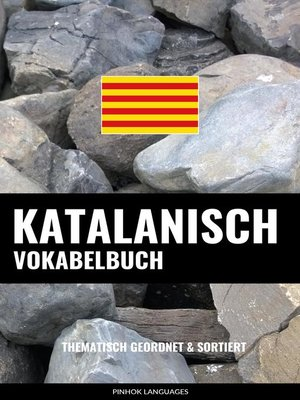 cover image of Katalanisch Vokabelbuch