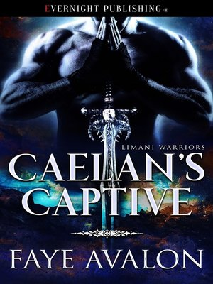 cover image of Caelan's Captive