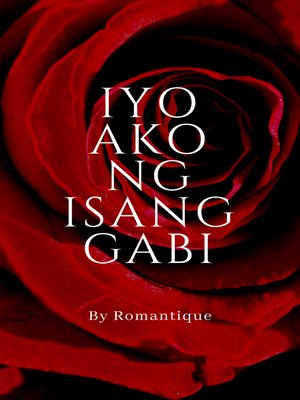 cover image of Iyo Ako ng Isang Gabi