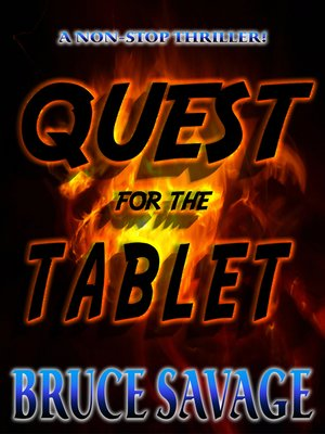 cover image of Quest for the Tablet