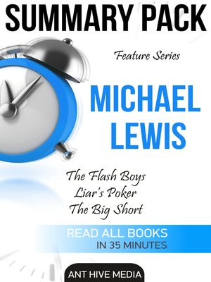 cover image of Feature Series Michael Lewis