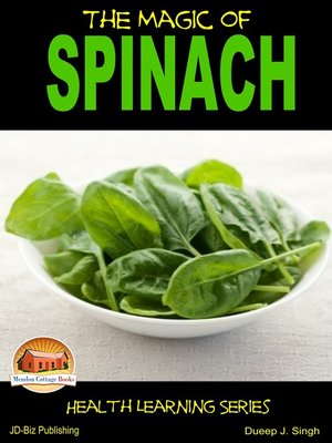 cover image of The Magic of Spinach