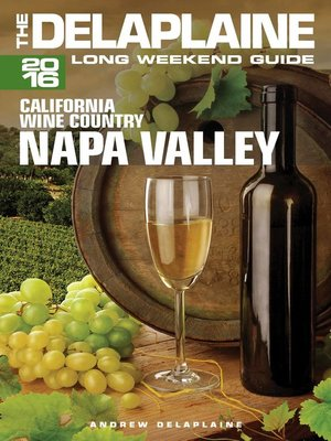cover image of Napa Valley