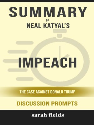 cover image of Summary of Impeach