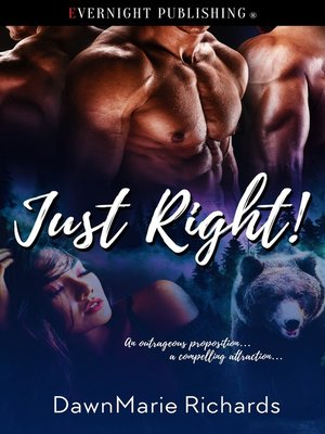 cover image of Just Right!