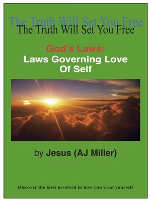 cover image of Laws Governing Love of Self