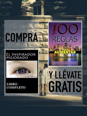 """cover image of Compra """"El inspirador mejorado"""" y llévate gratis """"100 Reglas para aumentar tu productividad"""""""