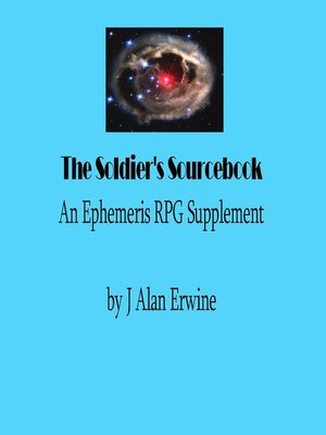 cover image of The Soldier's Sourcebook
