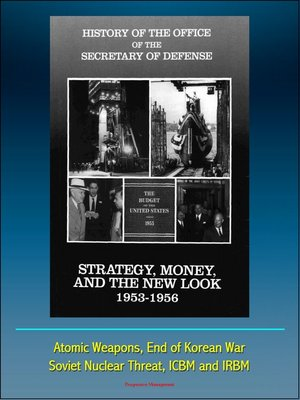 cover image of History of the Office of the Secretary of Defense, Volume Three